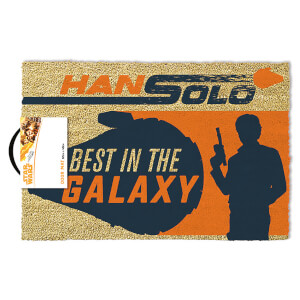 Star Wars: Solo (Best In The Galaxy) Door Mat