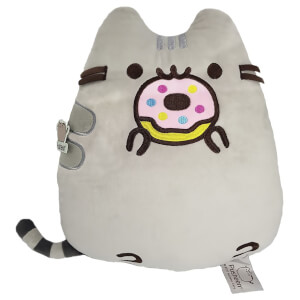 Pusheen Cushion - Doughnut