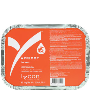 Lycon Apricot Hot Wax 1kg