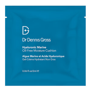 Dr Dennis Gross Skincare Sample Hyaluronic Marine Moisture Cushion
