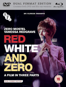 Red White and Zero (Flipside 036) [Dual Format]