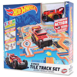 Hot Wheels Tile Track Set