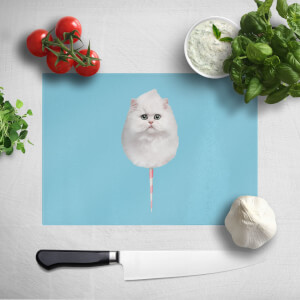 Caticorn Chopping Board