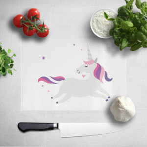 Unicorn Chopping Board