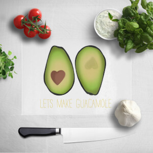 Let Me Guacamole Chopping Board