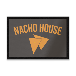 Nacho House Entrance Mat