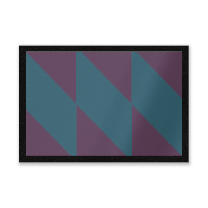 Geometric Entrance Mat