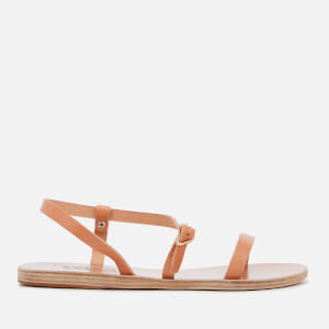 97ba60ccf481 Ancient Greek Sandals Women s Niove Leather Barely There Sandals - Natural