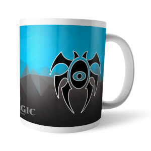 Magic The Gathering GOR Fractal Dimir Mug