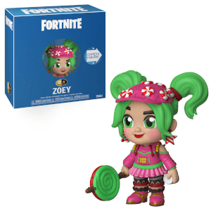 Funko 5 Star Vinylfigure: Fortnite - Zoey