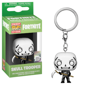 Llavero Funko Pop! - Skull Trooper - Fortnite