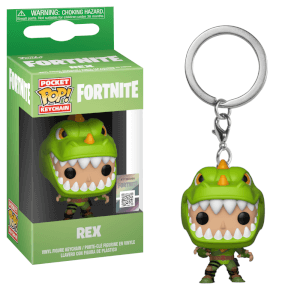 Llavero Funko Pop! - Rex - Fortnite