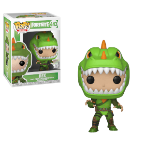 Figura Funko Pop! - Rex - Fortnite