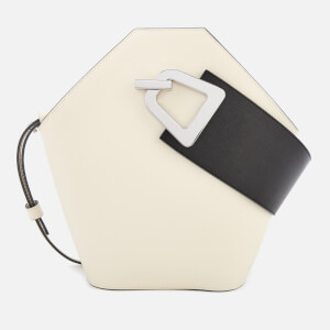 Danse Lente Women's Johnny Bucket Bag - Cotone/Nero