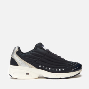 Tommy Jeans Men's Heritage Runner Style Trainers - Midnight