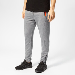 Superdry Sport Men's Winter Training Pants - Black Grit