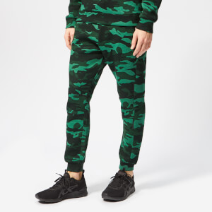 Superdry Sport Men's Gym Tech Stretch Joggers - Forest Camo