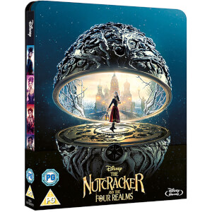 The Nutcracker and The Four Realms - Zavvi UK Exclusive Steelbook