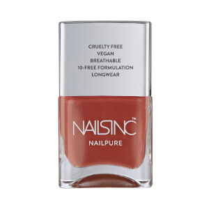 nails inc. Nailpure Fashion Fix - Model Behaviour