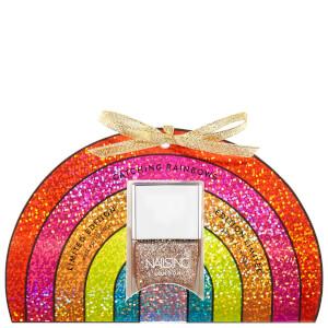 nails inc. Nail Polish Gift Set Tree Trinket - Catchin Rainbows
