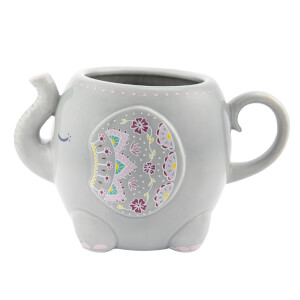 Sass & Belle Shaped Elephant Mug
