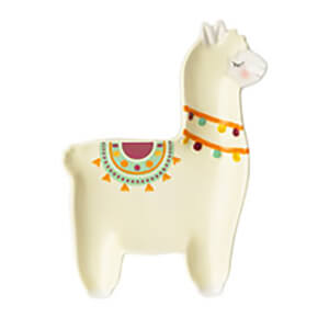 Sass & Belle Party Llama Trinket Dish