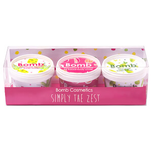 Bomb Cosmetics Simply the Zest Gift Pack