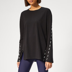 P.E Nation Women's Macro Long Sleeve Top - Black