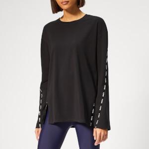 P.E Nation Women's Macro Long Sleeve Top - Black