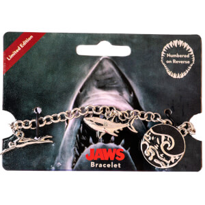Jaws Limited Edition Charm Bracelet