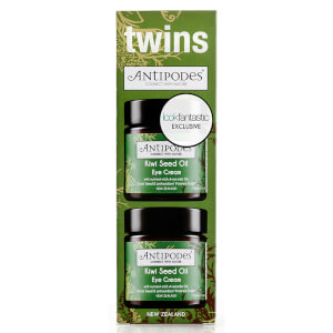 Antipodes Exclusive Twin Pack - Kiwi Seed Oil Eye Cream (2 x 30ml)