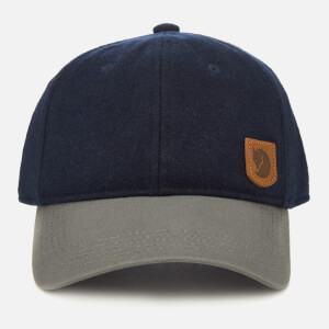 Fjallraven Men's Greenland Wool Cap - Dark Navy