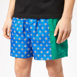 KENZO Men's Track Shorts - Cobalt