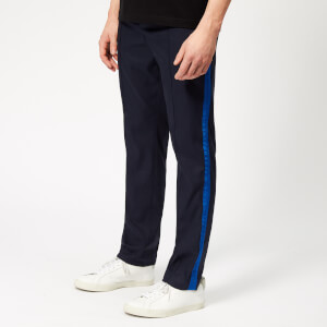 KENZO Men's Stripe Pants - Navy