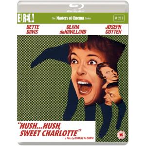 Hush…Hush, Sweet Charlotte (Masters of Cinema) Dual Format (Blu-ray & DVD) edition