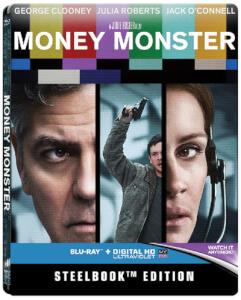 Money Monster - Steelbook