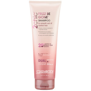 Champú 2chic Frizz Be Gone de Giovanni 250 ml