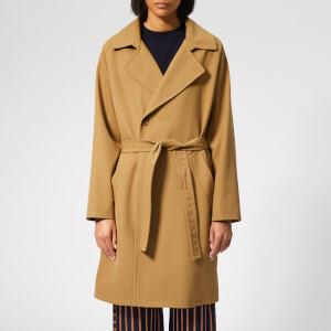 A.P.C. Women's Bakerstreet Coat - Camel