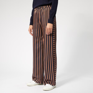 A.P.C. Women's Erika Pants - Dark Navy
