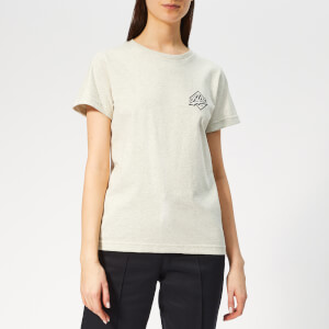 A.P.C. Women's Abbie T-Shirt - Ecru