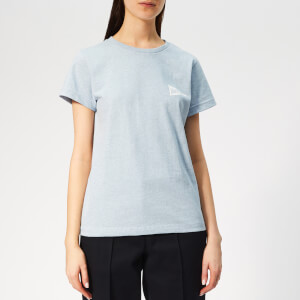 A.P.C. Women's Odetta T-Shirt - Blue