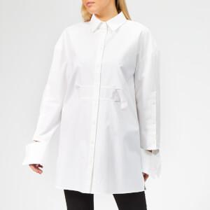 HUGO Women's Esfera Shirt - White