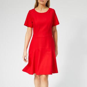 HUGO Women's Kelissa Dress - Open Pink