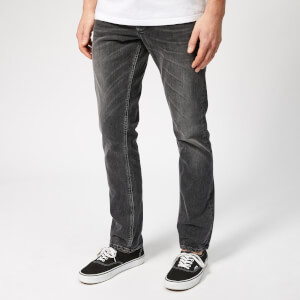 Nudie Jeans Men's Grim Tim Slim Jeans - Shimmering Grey