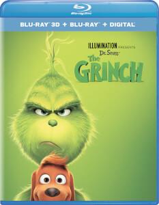 El Grinch (incluye versión 3D)