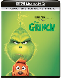 The Grinch - 4K UltraHD (Includes Blu-ray)