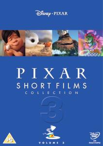 Pixar Short Films Collection: Vol. 3