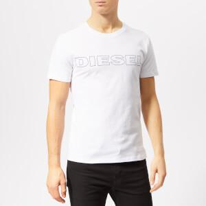 Diesel Men's Jake Logo T-Shirt - White