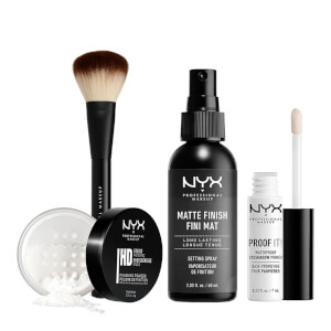 NYX Professional Makeup Ultimate Finish Setting Kit