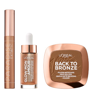 L'Oréal Paris Paradise Bronze Kit (Worth £30.97)